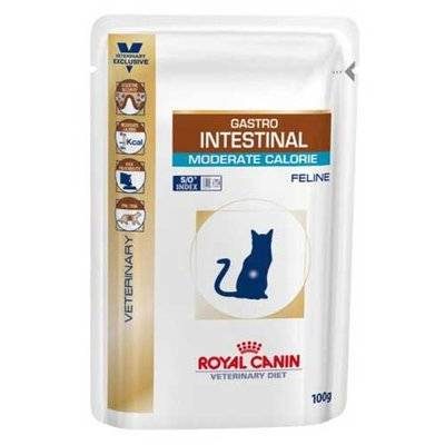 Корм royal canin intestinal for cats