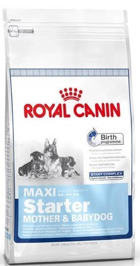 Корм royal canin started