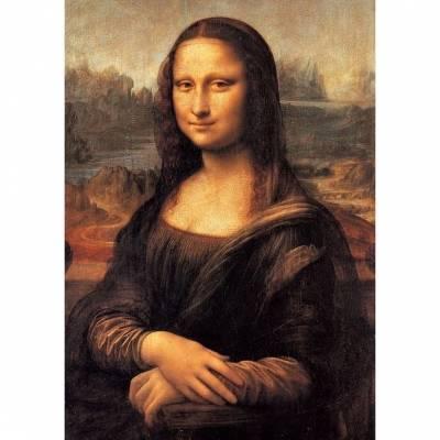 Леонардо да винчи где находится мона лиза