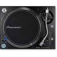Проигрыватель винила Pioneer ручной черный PLX-1000