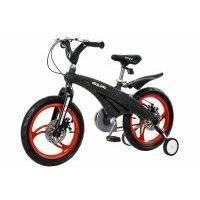"""Велосипед Miqilong GN 16"""", черный (MQL-GN16-BLACK)"""