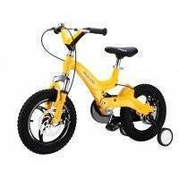 "Велосипед Miqilong JZB 16"", желтый (MQL-JZB16-Yellow)"