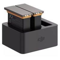 Зарядное устройство и аккумулятор для экшн-камер Dji Osmo Action Part 6 CP.OS.00000030.01