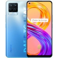 Смартфон Realme 8 Pro 6GB/128GB / RMX3081 (Infinite Blue)