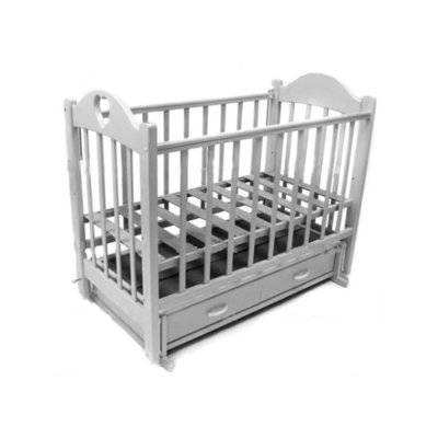 Кроватка Ведрусс Таисия 3 маятник