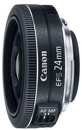 Canon EF-S 24mm f/2.8 STM (2441255) купить от 11448 руб в Курске, сравнить цены, отзывы, видео обзоры и характеристики