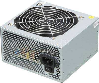 Блок питания HIPRO (HIPO DIGI) HPP-650W 650Вт 120мм серый HPP650