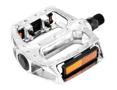 Комплект педалей STELS BLF-B7 (Серебристый) купить за 318 руб в Нижнем Новгороде, видео обзоры и характеристики