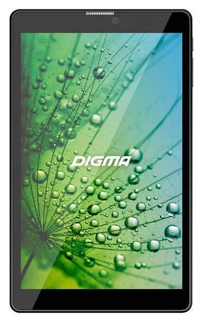 """Планшет Digma Optima 8005M RK3126 4C/1Gb/8Gb 8"""" IPS 1280x800/And6.0/черный/BT/GPS/0.3Mpix/2Mpix/3500 [ts8078rw]"""