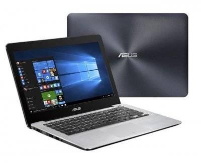 """Ноутбук ASUS X556UQ-DM1178T 15.6"""" Intel Core i3 7100U 2.4ГГц 4Гб 500Гб nVidia GeForce 940MX - 2048 Мб DVD-RW Windows 10 темно-синий [90nb0bh2-m15330]"""