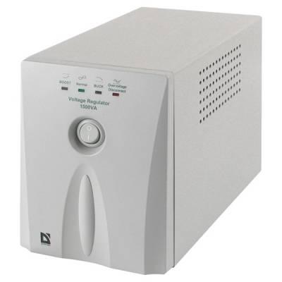 Стабилизатор напряжения Defender AVR Real 1500VA (99020) (серый) купить за 1790 руб в Москве, отзывы, видео обзоры и характеристики