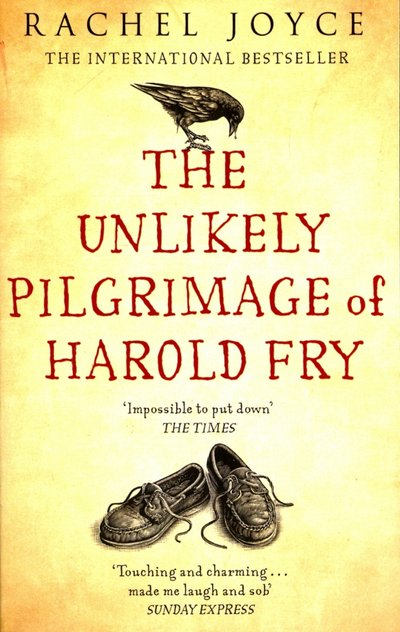 a reflection on writing an essay about the unlikely pilgrimage of harold fry
