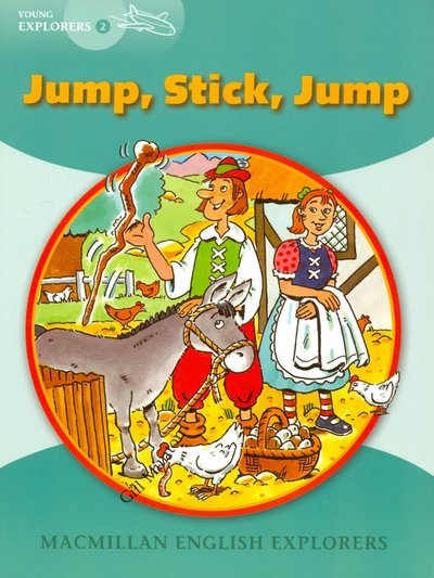 Jump Stick Jump (Munton Gill) (ISBN 9781405060035) купить за 886 руб в Екатеринбурге, видео обзоры и характеристики