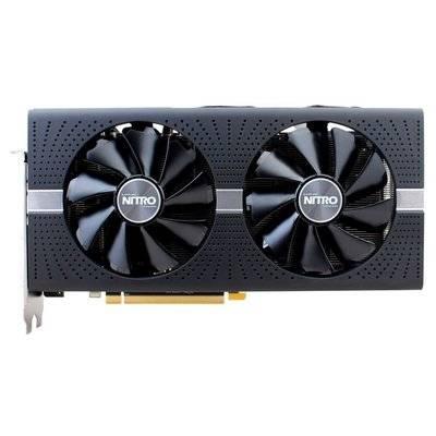 Видеокарта SAPPHIRE AMD Radeon RX 580 NITRO+ RX 580 4G 4Гб GDDR5 Ret 11265-31-20G