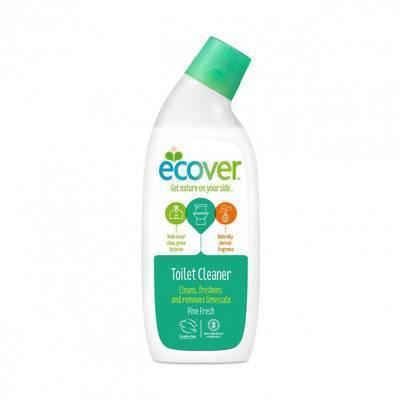 Экологическое средство для чистки сантехники Ecover с сосновым ароматом 750мл