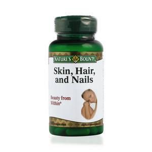 Витамины баунти кожа волосы ногти