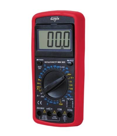 Мультиметр elitech мм 200к: цена, характеристики, отзывы.