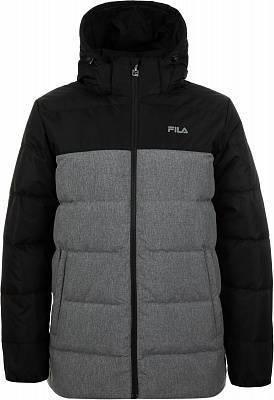 0a8067f9 Куртка пуховая мужская Fila размер 46 (Серый) (FLJAM03ABS) купить за ...