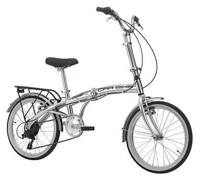 Велосипед Cicli Cinzia car-bike складной (1736)
