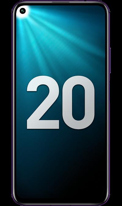 Honor 20 Pro 8/256GB Black (Полночный черный) купить за 29990 руб в Тюмени, видео обзоры и характеристики