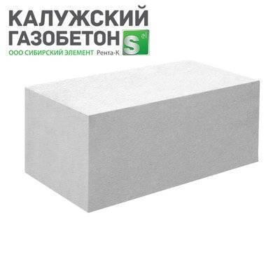 газобетон d600 характеристики