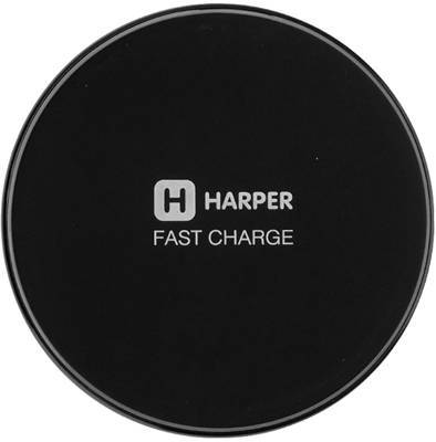 Беспроводная зарядка Harper QCH-300 Black