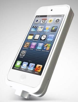 Аккумулятор/чехол для iPhone 5/5S Apollo Elari BB2