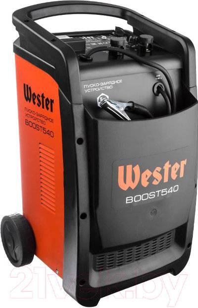 Пуско-зарядное устройство Wester BOOST540 / 577640