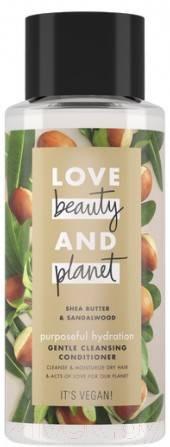 Кондиционер для волос Love Beauty and Planet Очищающий счастье и увлажнение (400мл)