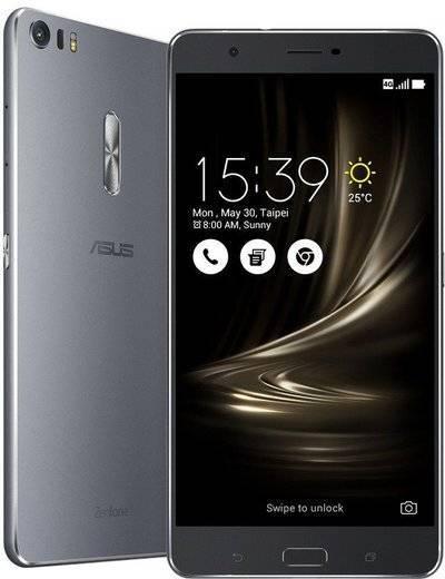 Мобильные телефоны ASUS ZenFone 3 Ultra ZU680KL 64GB (серый)