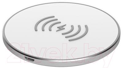 Зарядное устройство беспроводное Olmio 10W Quick Charge / 038527