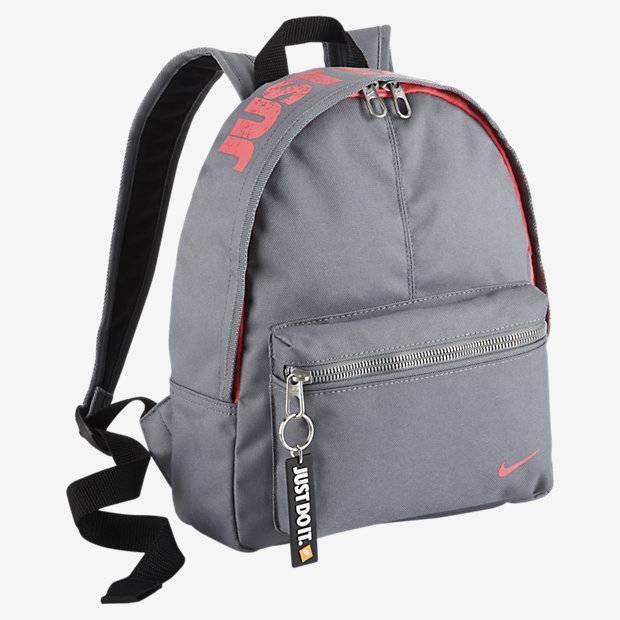 014c2b1b Детский рюкзак Nike Classic (Серый) (BA4606-065) купить за 980 руб в ...