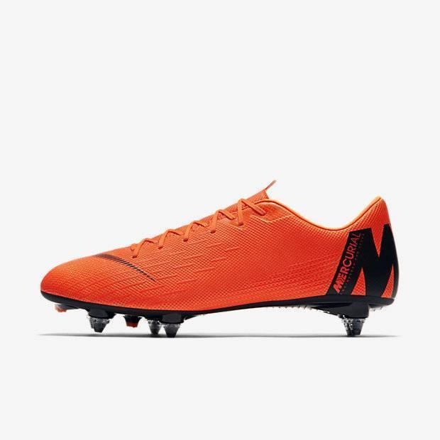 897225d6 Футбольные бутсы для игры на мягком грунте Nike Mercurial Vapor XII Academy  SG-PRO для мужчин