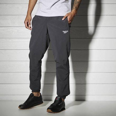 3a1c9c06 Спортивные брюки Reebok Archive Vector Track BVQ10 (Black) для ...